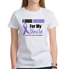 I Wear Purple (Uncle) Tee