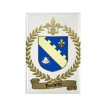 ROCHETTE Family Crest Rectangle Magnet