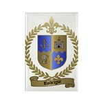 RODRIGUE Family Crest Rectangle Magnet