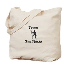 Tyler - The Ninja Tote Bag