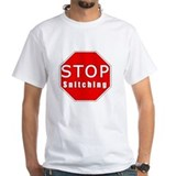 Stop Snitching Shirt