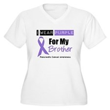 I Wear Purple Brother T-Shirt