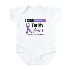 I Wear Purple Infant Bodysuit