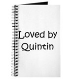 Cute Quintin Journal