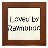 Cute Raymundo Framed Tile