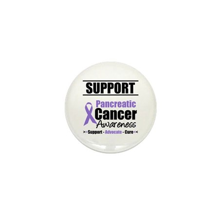 SupportPancreaticCancerAwareness Mini Button