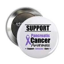 "SupportPancreaticCancerAwareness 2.25"" Button (10"