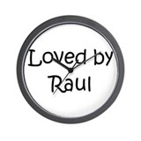 Unique Raul Wall Clock