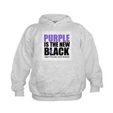 Purple is The New Black Hoodie