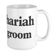 Zechariah the groom Coffee Mug