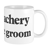 Zachery the groom Coffee Mug