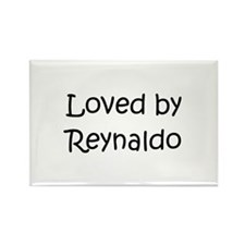 Cute Reynaldo's Rectangle Magnet