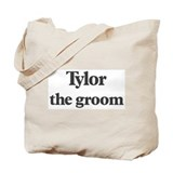 Tylor the groom Tote Bag