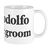 Rodolfo the groom Small Mug
