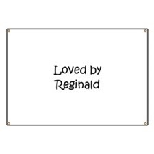 Cute Reginald Banner
