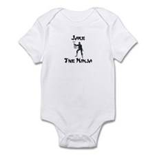 Jake - The Ninja Infant Bodysuit
