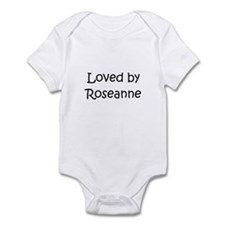 Roseanne Infant Bodysuit