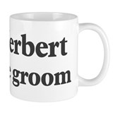Heriberto the groom Coffee Mug