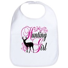 Hunting Girl Bib