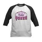 Srapbook Queen Kids Baseball Jersey
