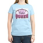 Srapbook Queen Women's Light T-Shirt