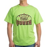 Srapbook Queen Green T-Shirt
