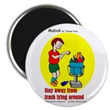 "Playground Safety 2.25"" Magnet (100 pack)"