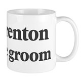 Brenton the groom Coffee Mug