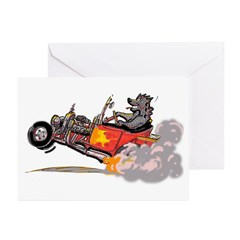 SmoKe Em Greeting Cards (Pk of 20)