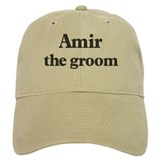 Amir the groom Hat