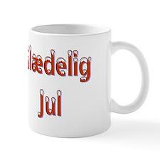 Glædelig Jul Star Mug