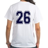 NUMBER 26 BACK Shirt