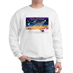 XmasSunrise/Silky Ter #10 Sweatshirt