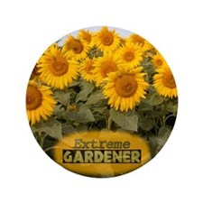 "Extreme Gardener 3.5"" Button (100 pack)"