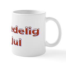 Glædelig Jul Candle Mug