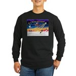 XmasSunrise/Rat Ter #1 Long Sleeve Dark T-Shirt