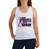 Pancreatic Cancer: Dad Women's Tank Top