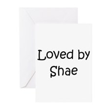 Shae Greeting Cards (Pk of 10)