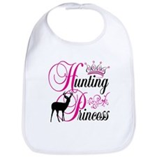 Hunting Princess Bib