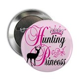 "Hunting Princess 2.25"" Button"