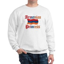 Armenian Princess 2 Sweatshirt