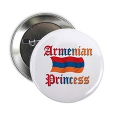 "Armenian Princess 2 2.25"" Button"