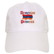Armenian Princess 2 Baseball Cap