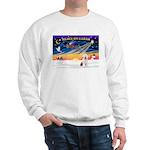 XmasSunrise/OES #3 Sweatshirt