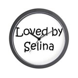 Unique Selina Wall Clock