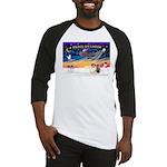 XmasSunrise/Chow (Billy) Baseball Jersey