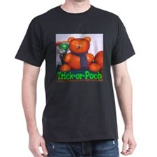 Trick-or-Pooh by T. Smith T-Shirt