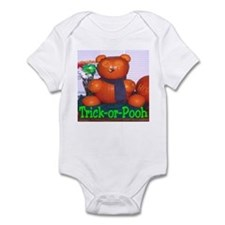 Trick-or-Pooh by T. Smith Infant Bodysuit