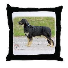 Hovawart 9T075D-010 Throw Pillow