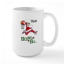 Christmas Hoops Mug
